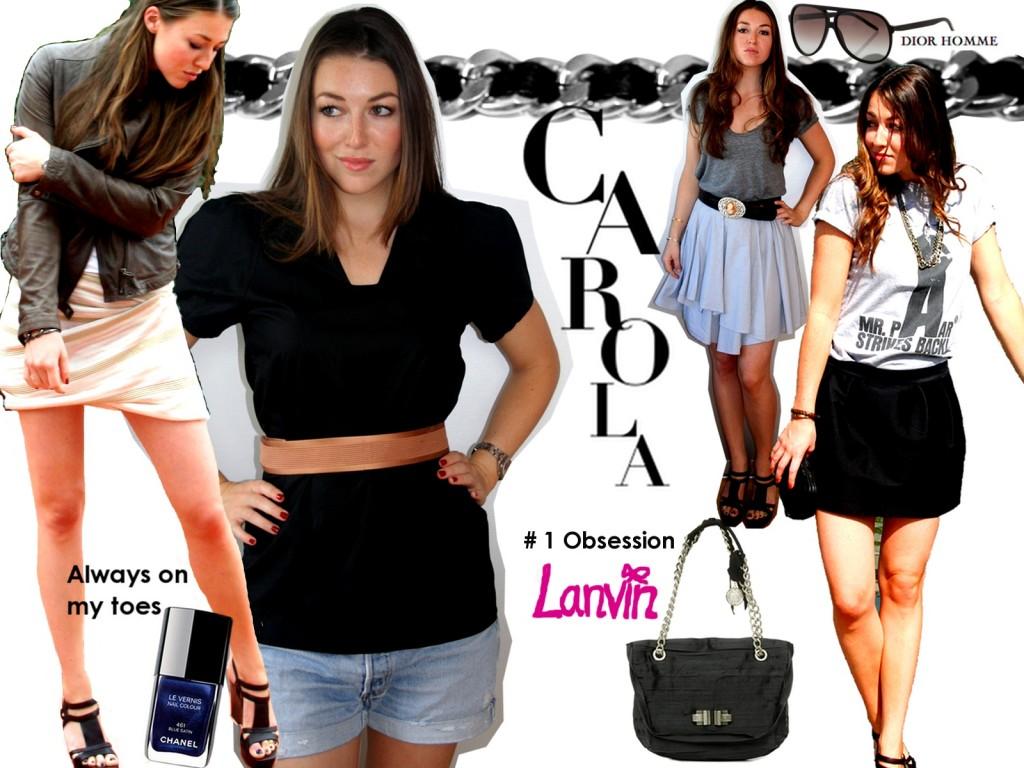 Summer Styles Carola