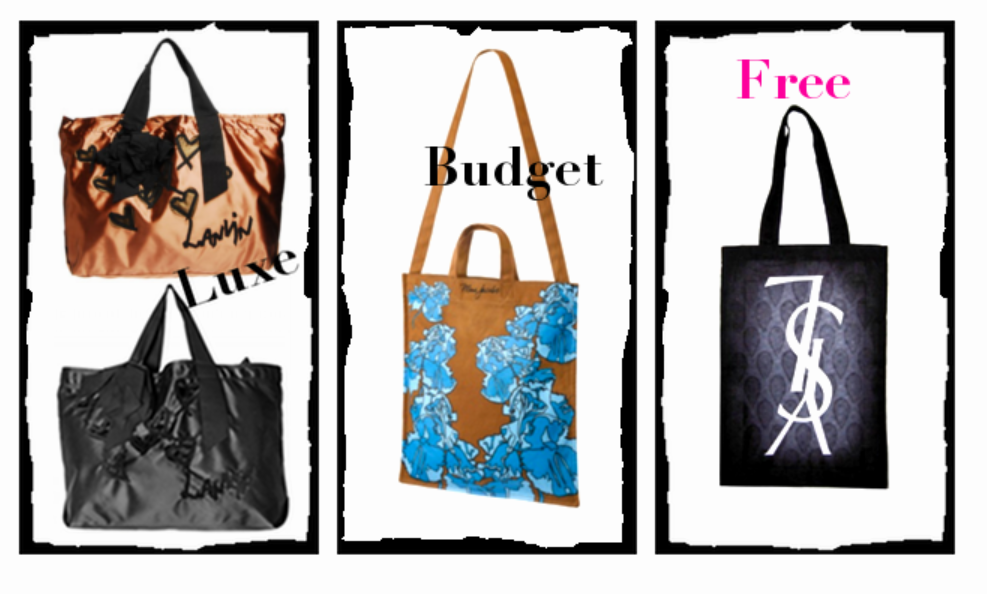 the canvas totes