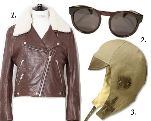 Aviator pieces