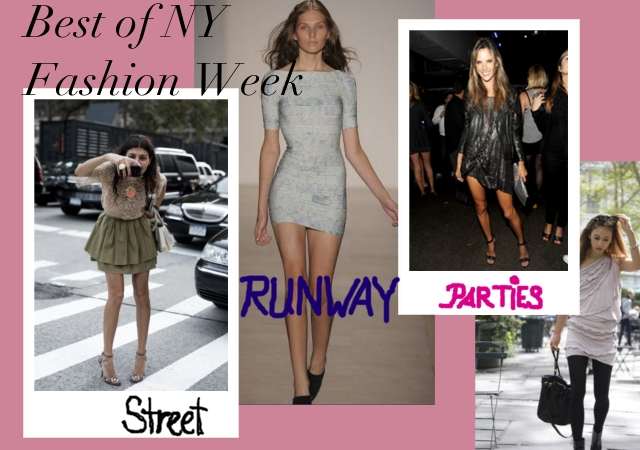 Best of NY Fashion Week