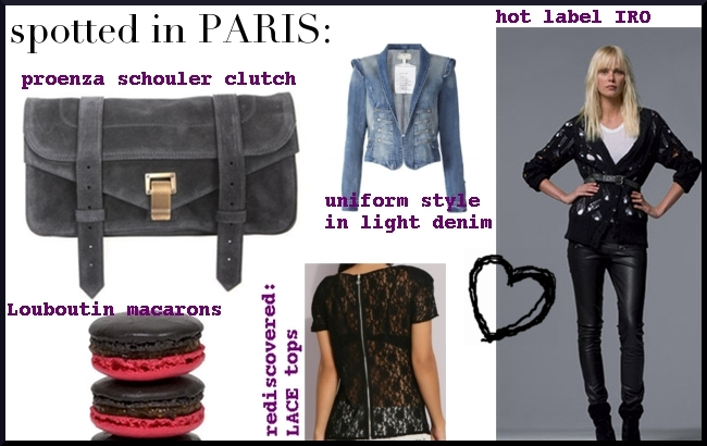 Paris hot trends