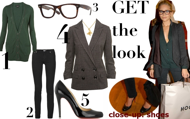 Ashley Olsen: Get the look