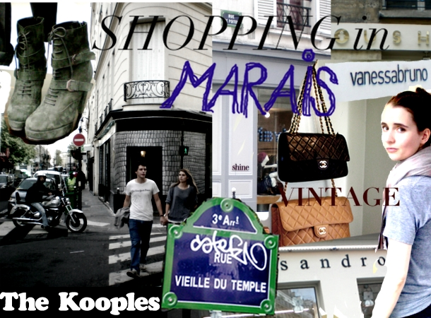 Shopping guide_Marais