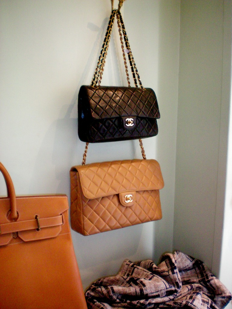 Vintage Chanel 2.55