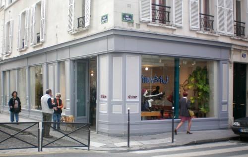 Shine boutique Marais