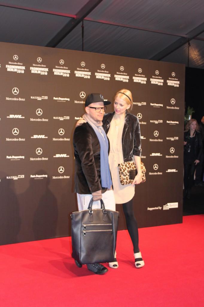 Eva Padberg und Armin Mohrbach