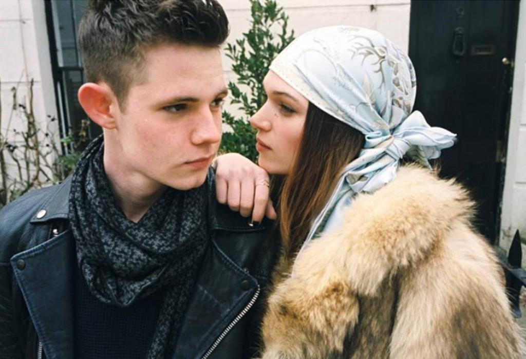 hermes london couple
