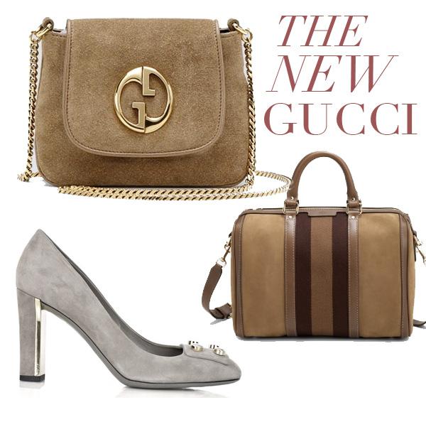 the new gucci