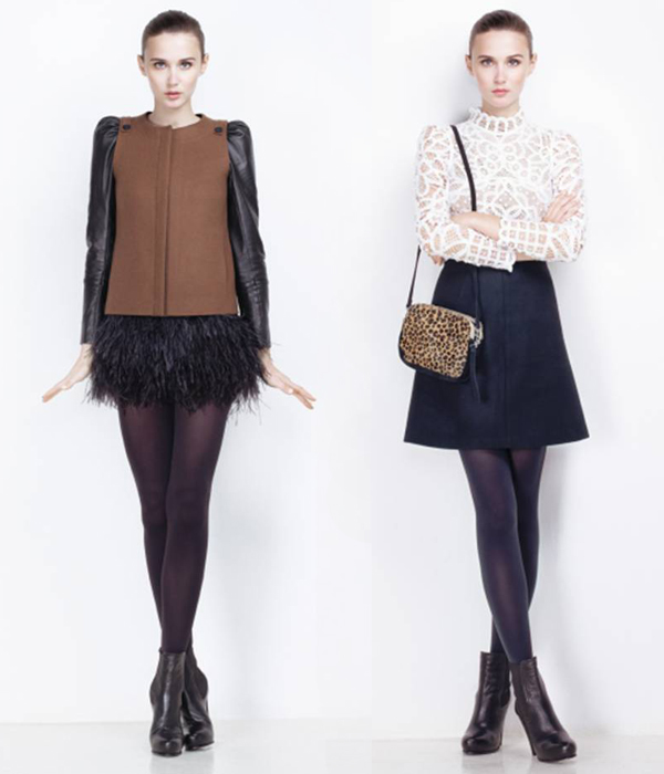 Maje lookbook f/w 2010