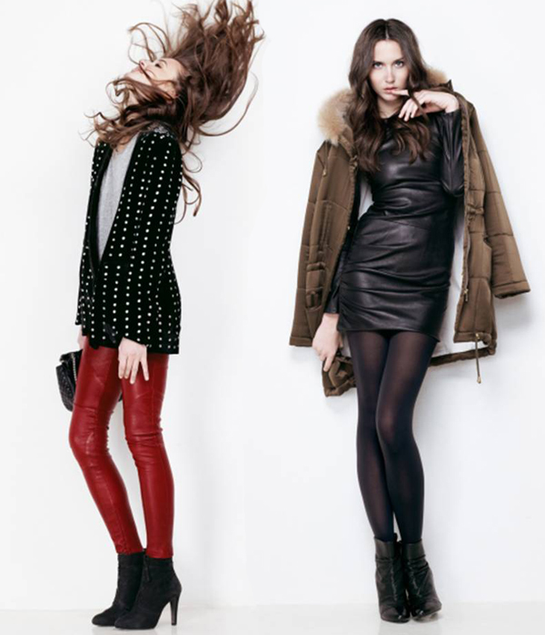Maje lookbook_f/w 2010