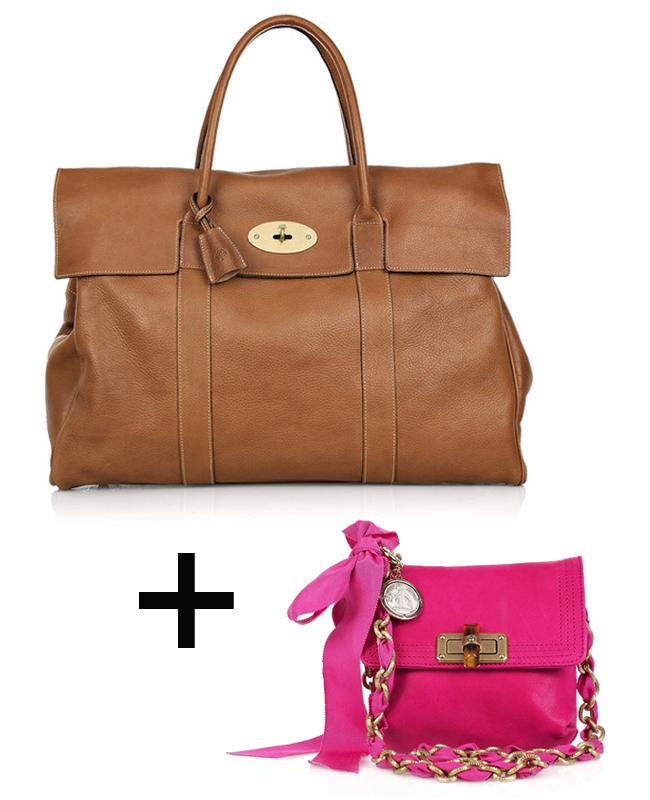 stylish pairs_pink&camel